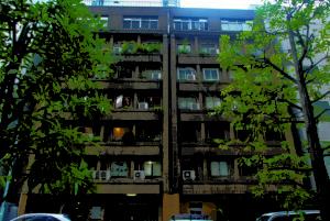 銀座奥野ビル306号室プロジェクト企画展