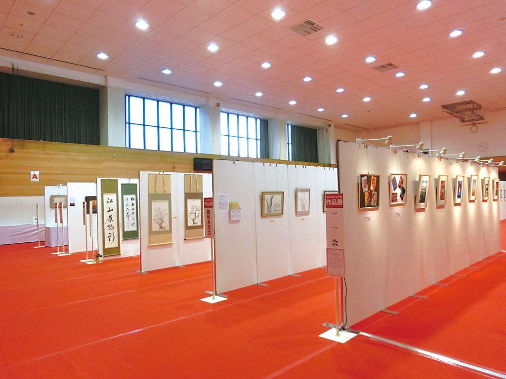 第70 回中央区民文化祭 「築地社会教育会館作品展」