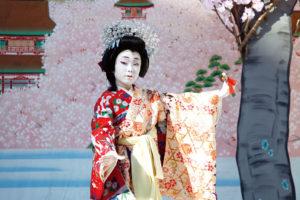 第8回『新富座こども歌舞伎』 泰明小学校公演