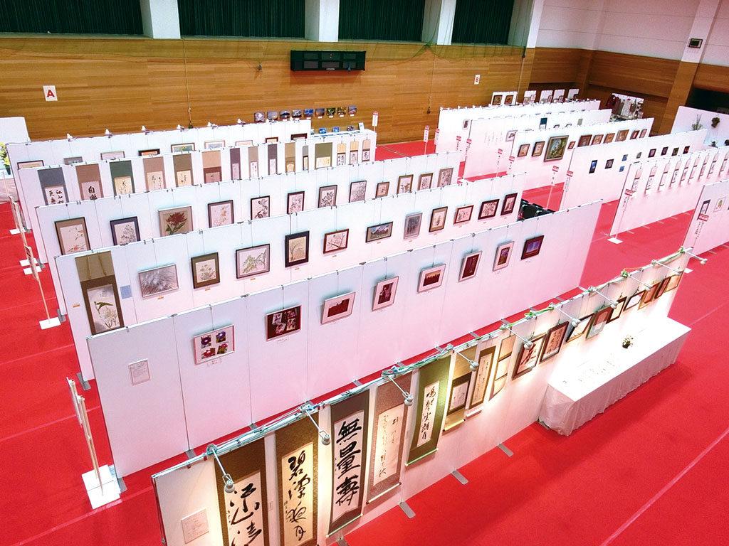 築地社会教育会館作品展