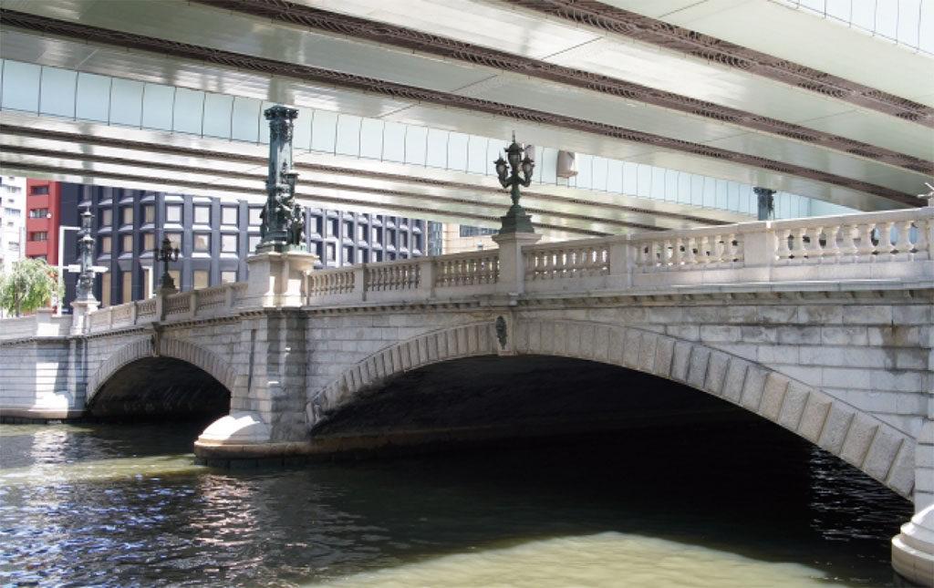 日本橋街歩き